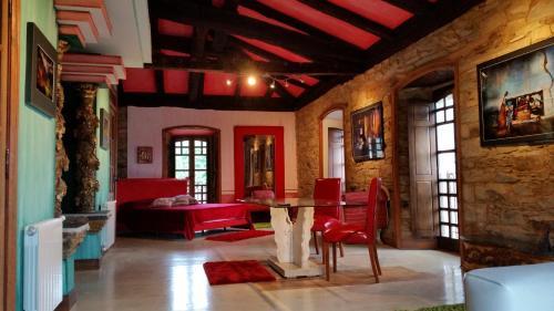 Habitación Doble con bañera de hidromasaje - Uso individual A Casa do Retratista 1
