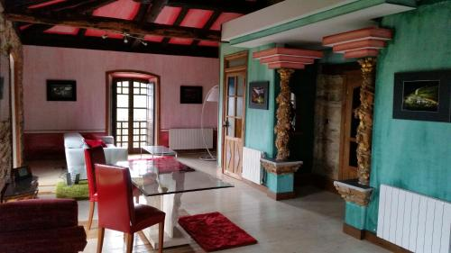 Habitación Doble con bañera de hidromasaje - Uso individual A Casa do Retratista 2
