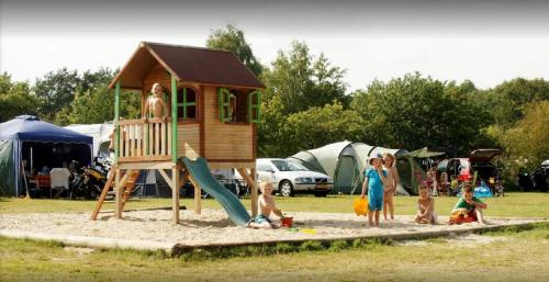 Chalets Wilsumerberge - near Lake and Forest