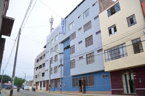 Hotel Jorge Chavez, Trujillo