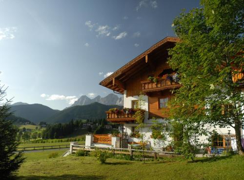 Landhaus Kirchgasser - Apartment
