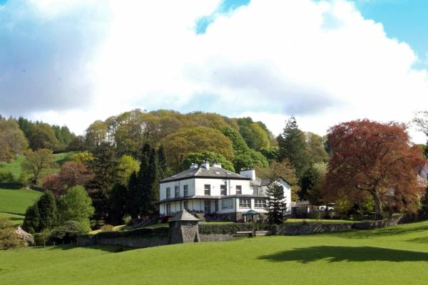 Ees Wyke Country House in Near Sawrey, Cumbria, England