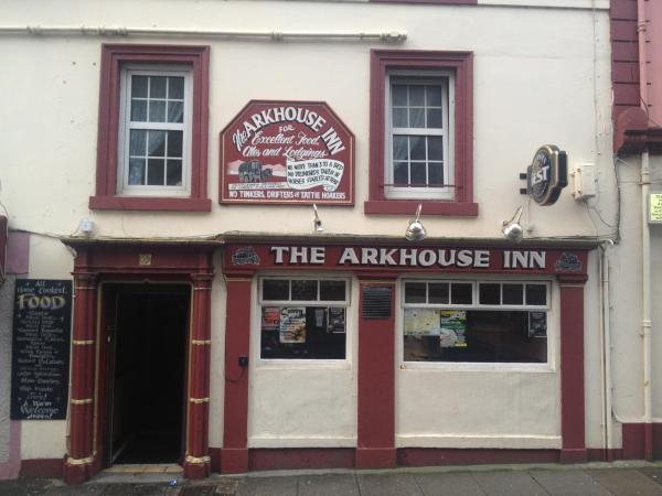Ark House Inn in Stranraer, Dumfries & Galloway, Scotland