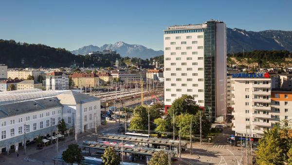 Austria Trend Hotel Europa, 5020 Salzburg