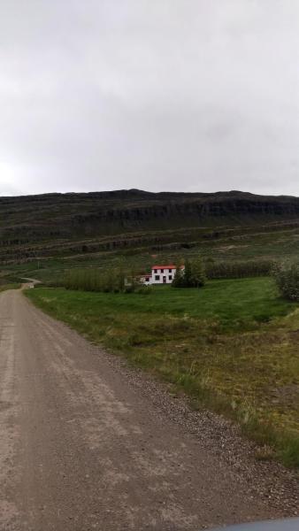 Ferðaþjónustan Fossárdal