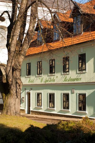 hotel a restaurace pod zámkem boskovice