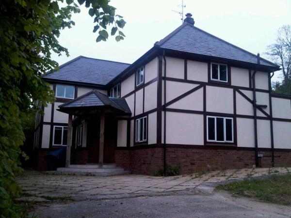 Mulberry House in Hertford, Hertfordshire, England