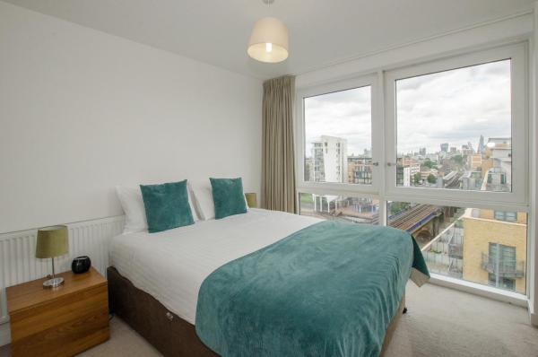 Apple Apartments Limehouse Basin