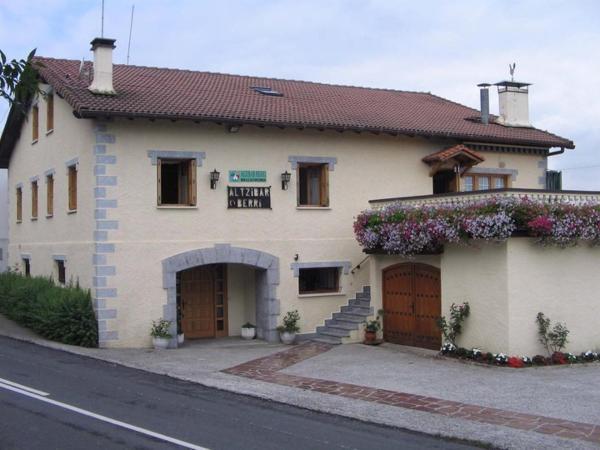 Casa Rural Altzibar-berri