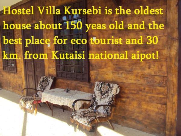 Hostel Villa Kursebi Kutaisi