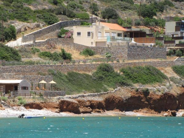 Plaka Beach Luxury Villa