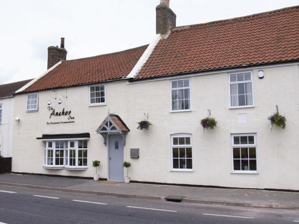 The Anchor Inn in Sutton Bridge, Lincolnshire, England