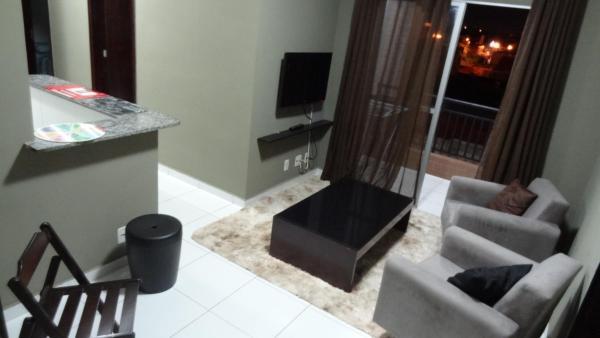 Apartamento 2 Quartos Ed. Meridiano