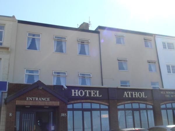 Hotel Athol Blackpool in Blackpool, Lancashire, England