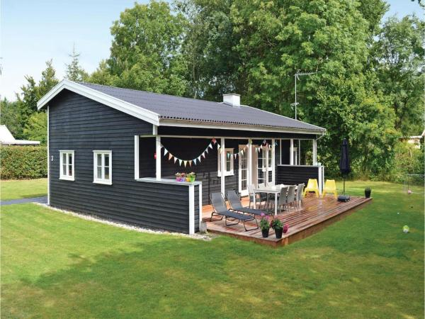 Holiday home Gilleleje with a Fireplace 155