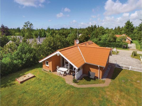 Studio Holiday Home in Ulfborg_1