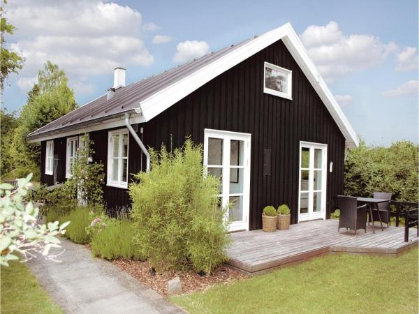 Holiday home Havhusevej Hornslet Denm