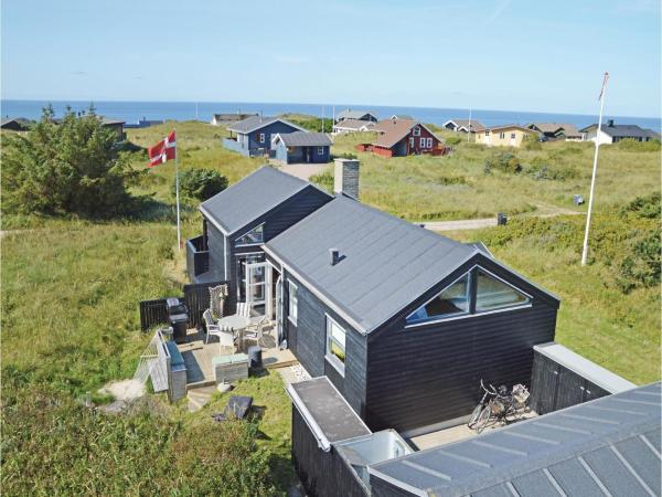 Holiday Home Hirtshals with a Fireplace 01