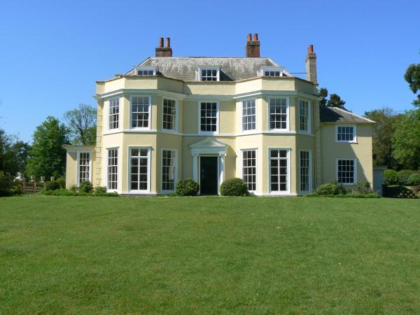 Holbecks House B&B in Stoke by Nayland, Suffolk, England