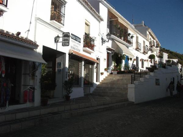 Alojamientos Casa Tejon