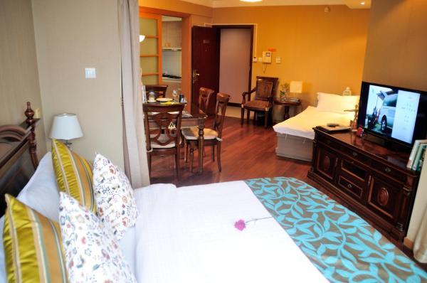 Shanghai Kingland Serviced Apartment
