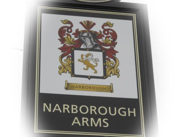Narborough Arms in Narborough, Leicestershire, England