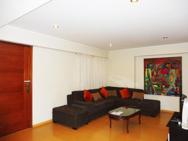 Lima Miraflores 3 Bed Near Malecon