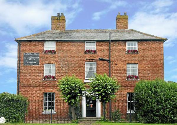 Ternhill Farm House in Market Drayton, Shropshire, England