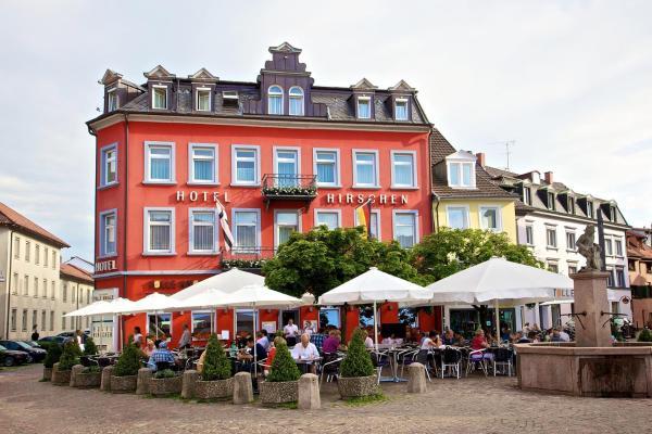 Hirschen, Pension in Konstanz