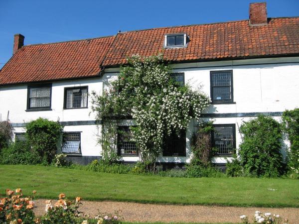 The Griffin Hotel in Attleborough, Norfolk, England