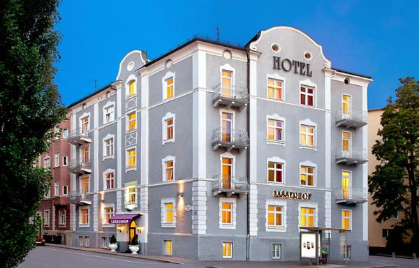 Hotel Atel Lasserhof, 5020 Salzburg