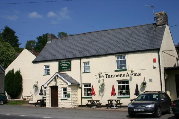 The Tanners Arms in Devynock, Powys, Wales