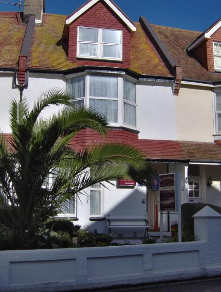 Birklands Guest House in Paignton, Devon, England