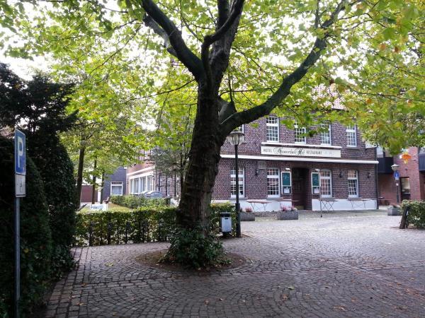 Hotel Niewerther Hof Hotels Raesfeld Pensionhotel