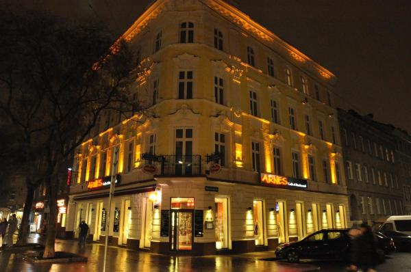 Arnes Hotel Wien