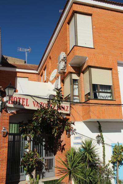 Hotel Vazquez Diaz