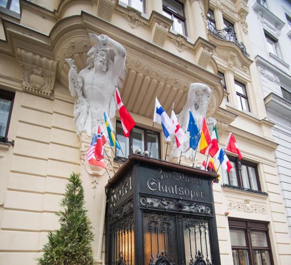 Hotel zur Wiener Staatsoper, 1010 Wien