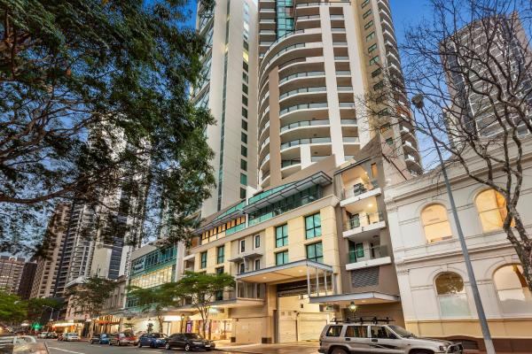Quest River Park Central Hotel Brisbane