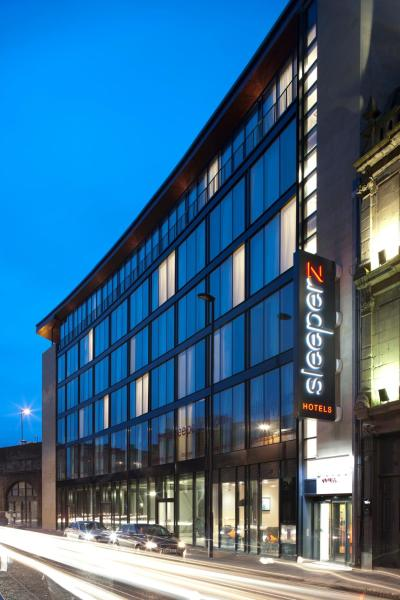 Sleeperz Hotel Newcastle in Newcastle upon Tyne, Tyne & Wear, England