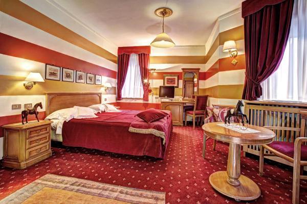 Hotel Regina Smjestaj U Hotelu San Martino Di Castrozza Pensionhotel