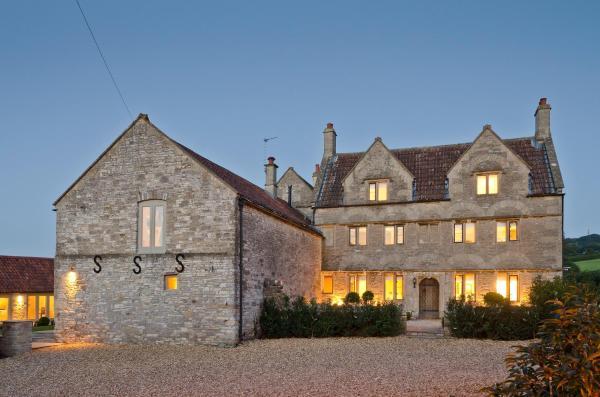 Brittons Farm Estate in Bath, Gloucestershire, England