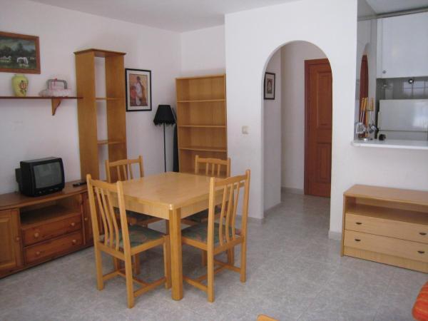 Apartamentos Turísticos Isla Grosa