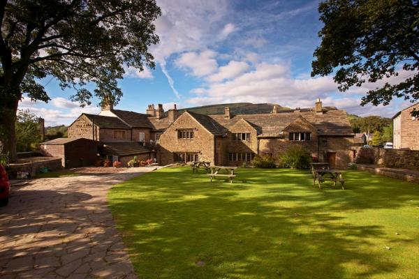 The Old Hall Inn in Chinley, Derbyshire, England