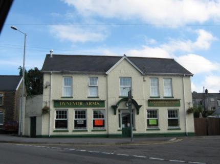 Dynevor Arms in Pontardawe, Neath Port Talbot, Wales