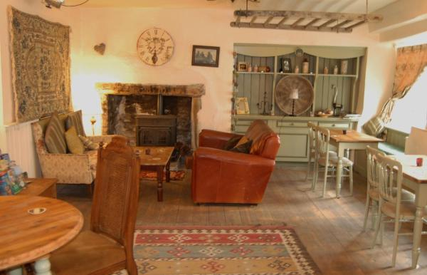 The Three Tuns in Chepstow, Monmouthshire, Wales