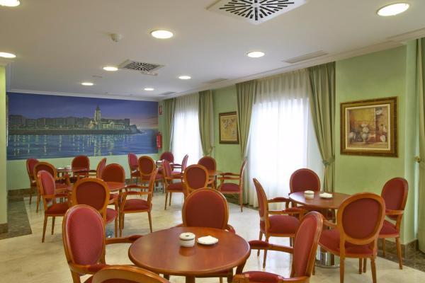 Hotel Villa de Gijón