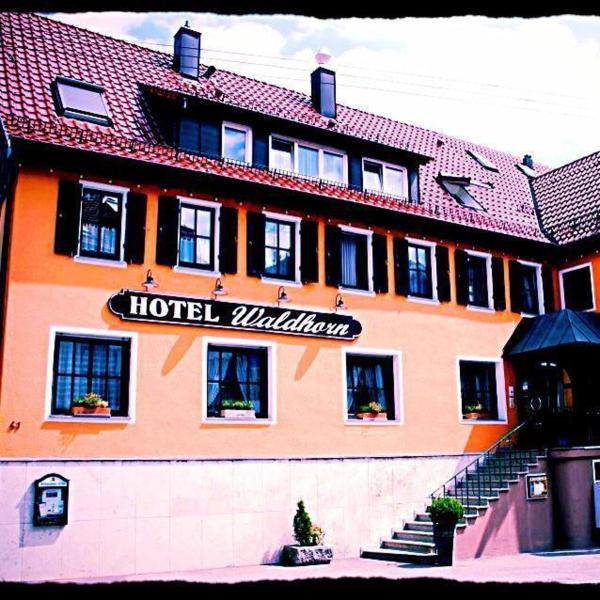 Hotel Waldhorn, 70597 Stuttgart-Degerloch