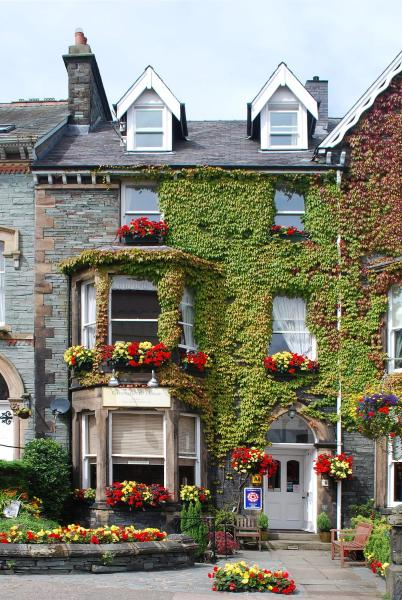 Ravensworth House in Keswick, Cumbria, England