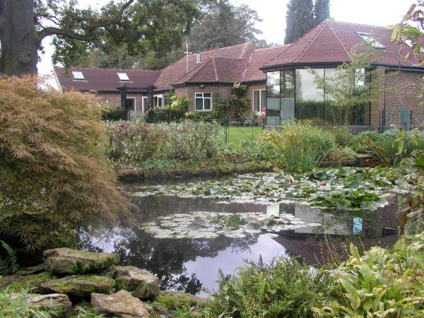 South Lodge in Milton Keynes, Buckinghamshire, England