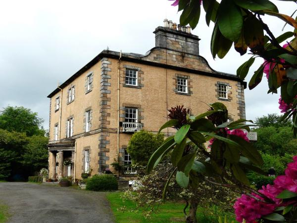Powis House B&B in Stirling, Stirlingshire, Scotland